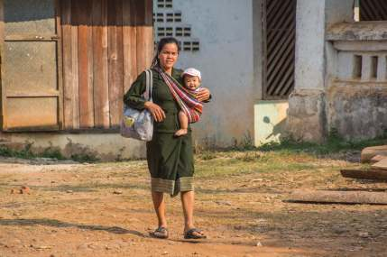 huay xai - laos