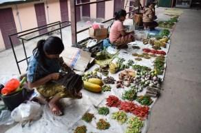 marché pakbeng - laos