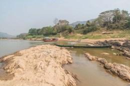 trajet huay xai pakbeng - croisière mekong laos
