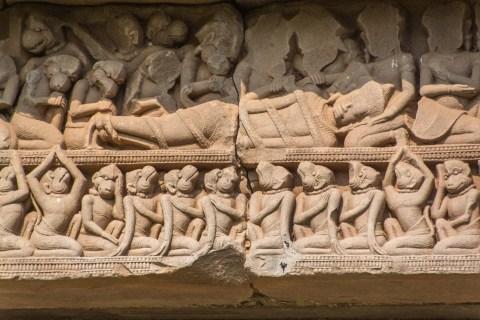 temple khmer prasat hin phimai - thailande