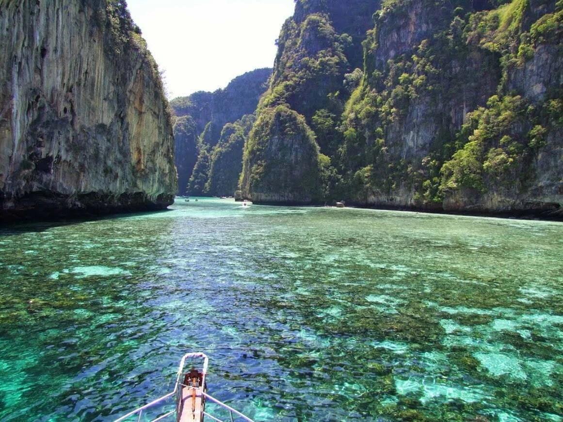 snorkeling koh phi phi ley