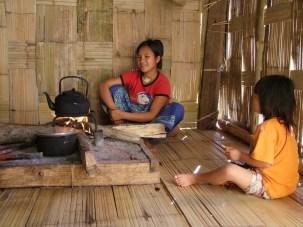 habitation village doi mae salong - thailande