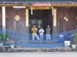 maison doi mae salong - thailande