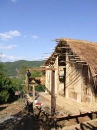 petit village doi mae salong - thailande