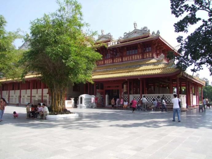 palais bang pa in - thailande