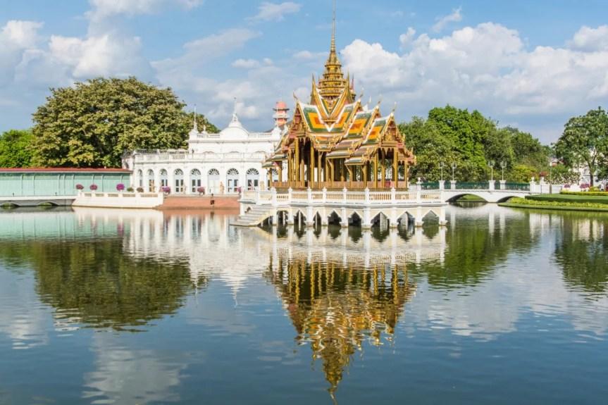pavillon royal - bang pa in - thailande