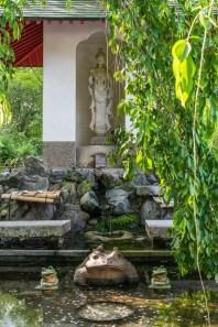 arriere jardin sogenchi tenryu-ji temple kyoto