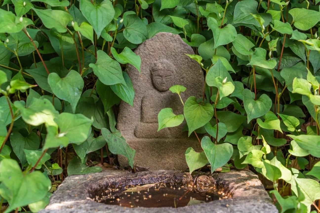 petit bouddha temple autour hotel gran ms kyoto