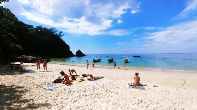 plage banana beach phuket