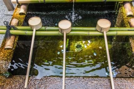 sanctuaire shinto vers marché de nishiki - kyoto