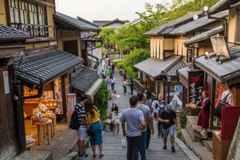 sannenzaka quartier higashiyama kyoto