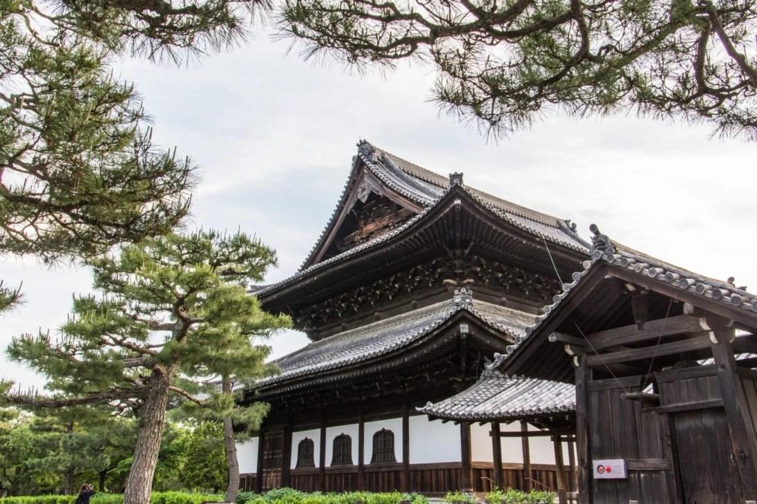 temple kenninji gion kyoto