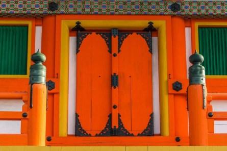 porte au temple kiyomizu dera - kyoto