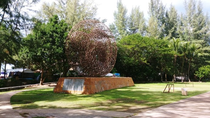 tsunami memorial kamala phuket