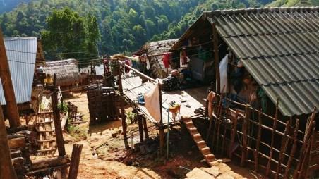 maison traditionnelle village khop dong lahu