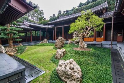 espace vert jardins nan lian - hong kong