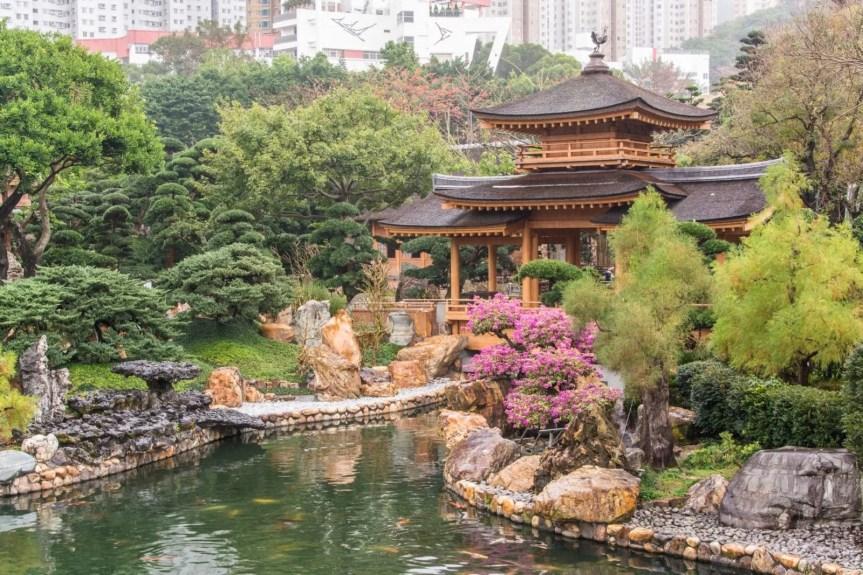 les jardins de nan lian - hong kong