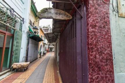 petite rue village coloane - macao