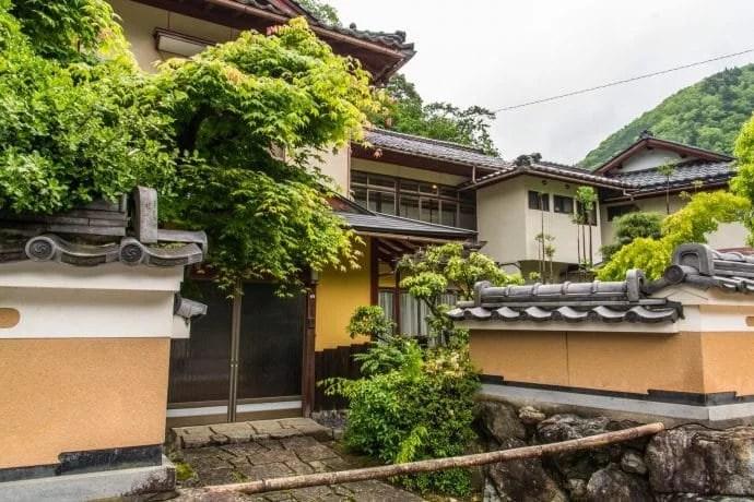 kigusuriya ryokan - miyama japon