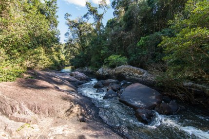 chute pha kluai mai parc national khao yai - thailande