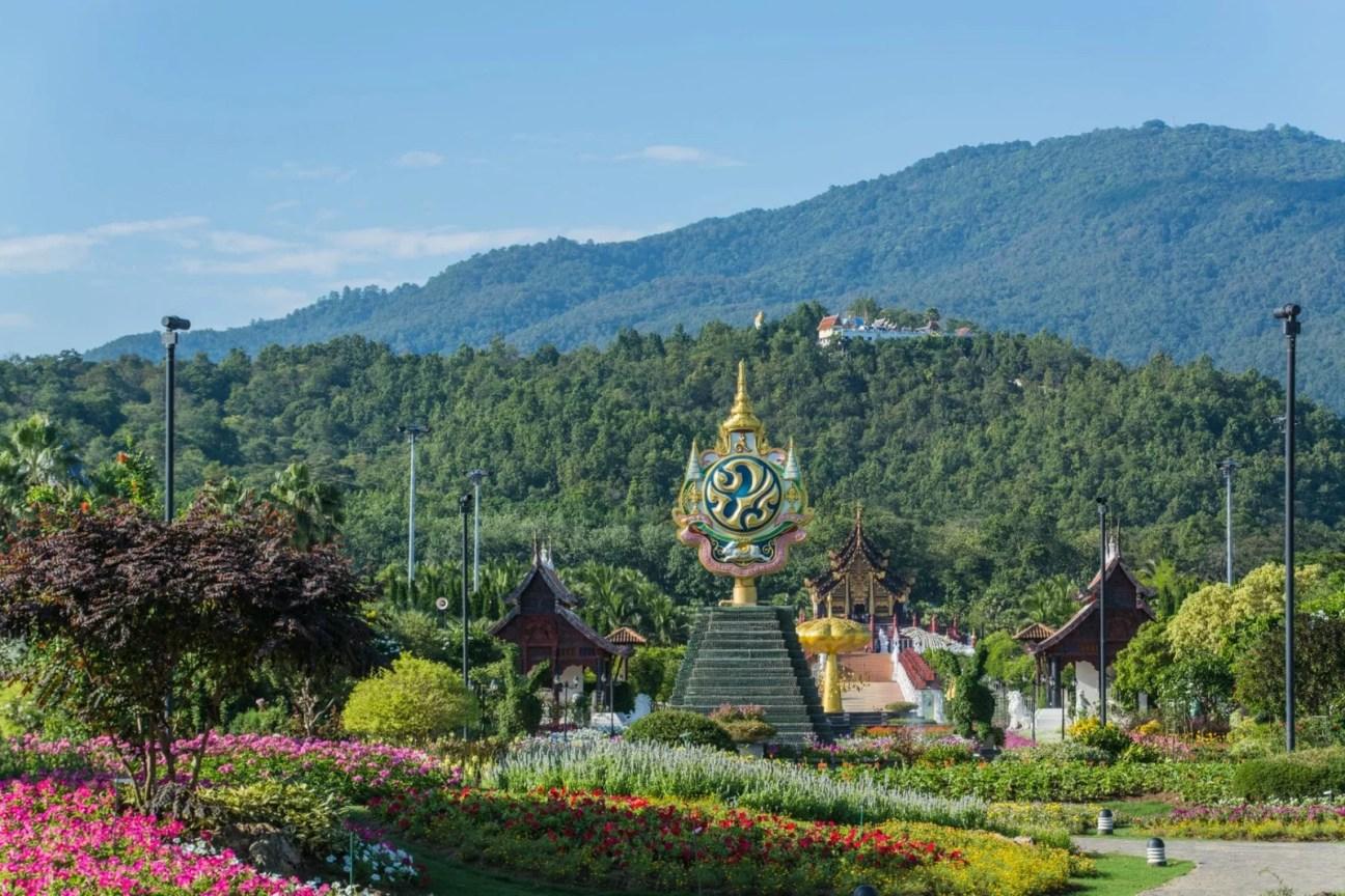 jardin royal park rajapruek - chiang mai