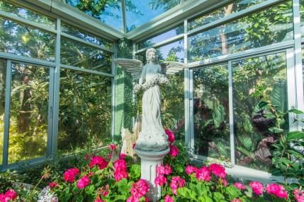 statue jardin royal park rajapruek - chiang mai