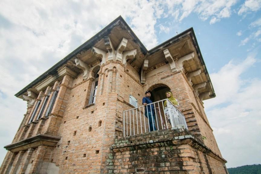 tour kellies castle ipoh - malaisie