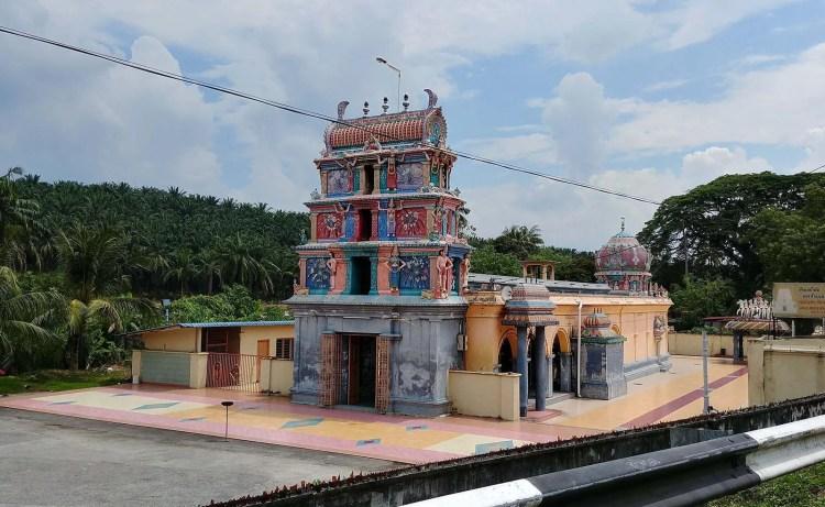 temple hindou sri maha mariamman ipoh