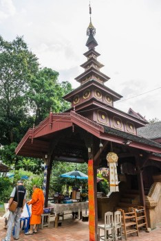 temple birman wat chom sawan phrae thailande