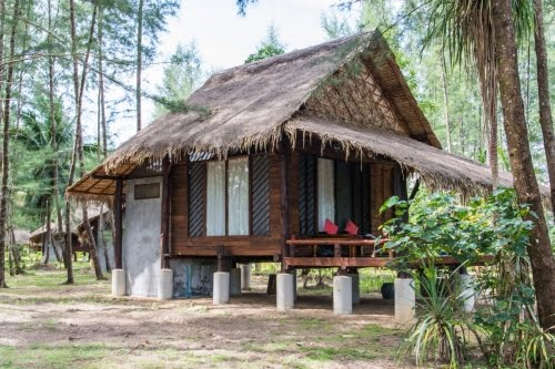 bungalow moken eco village