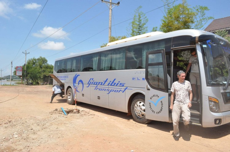 bus phnom penh - siem reap