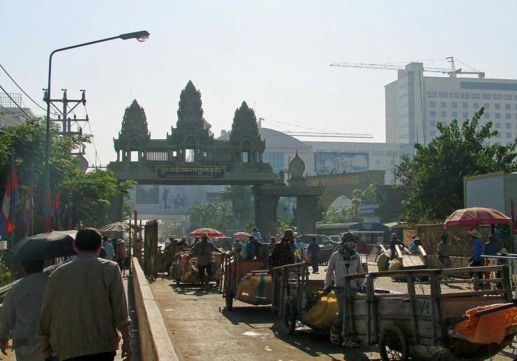 passage frontiere thailande cambodge poipet