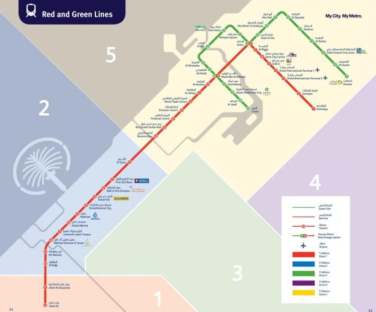 plan-metro-dubai
