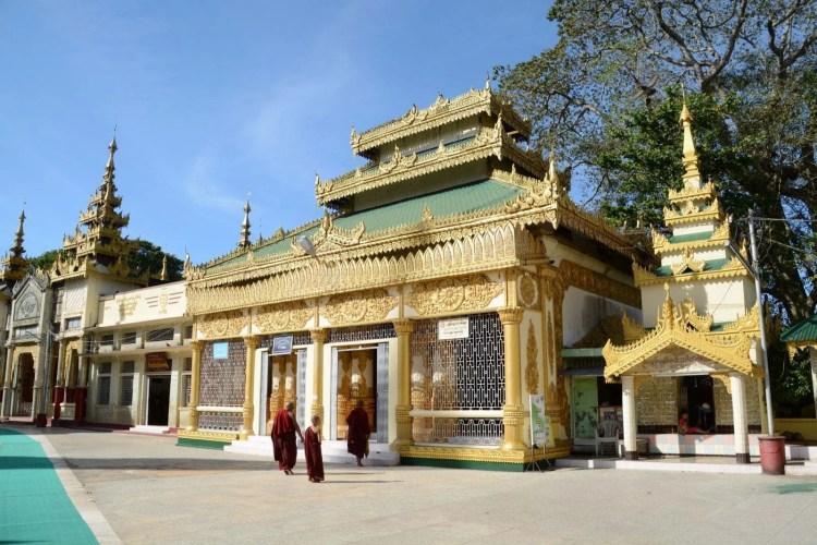 temple birman pathein