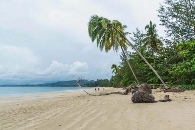 coconut beach khao lak - thailande