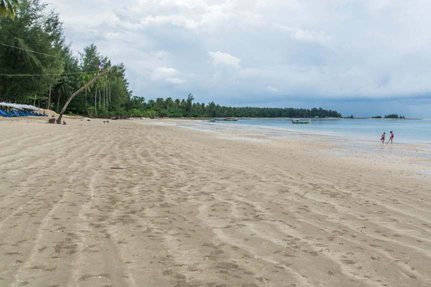 plage coconut khao lak - thailande