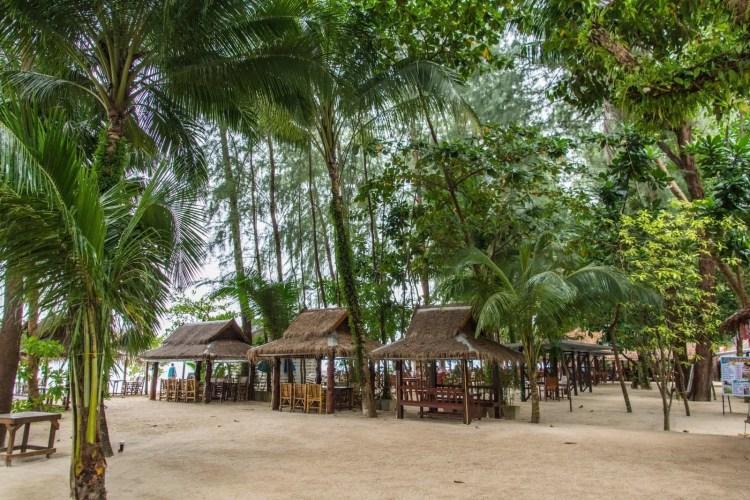 restaurant ao thong - khao lak - thailande