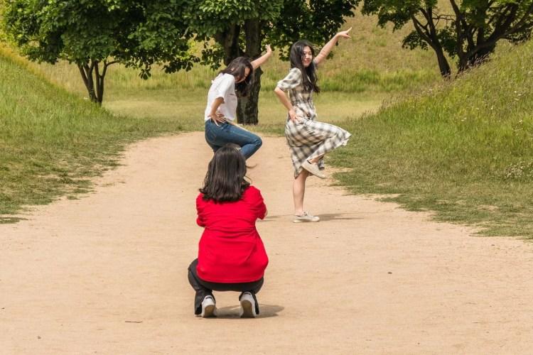 seance selfie coree du sud gyeongju