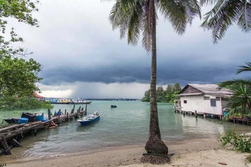 pulau ubin village principal - singapour