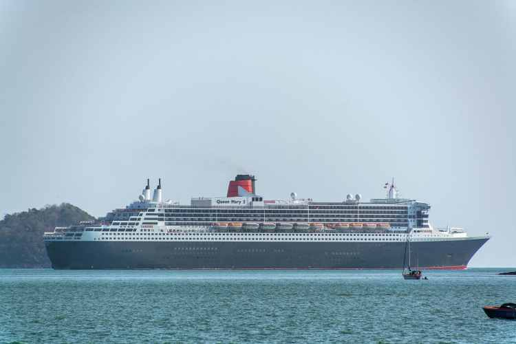 queen mary 2 langkawi malaisie