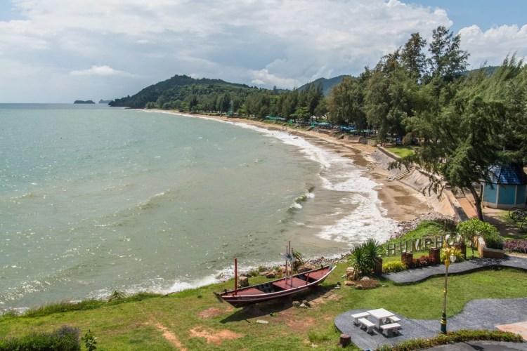plage sairee chumphon - thailande