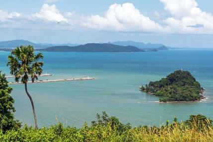 point de vue khao matsee viewpoint chumphon