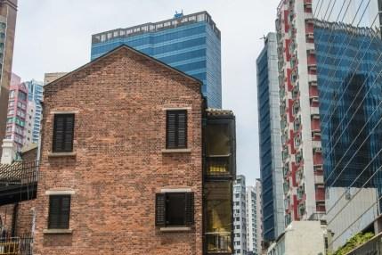 immeubles - hong kong