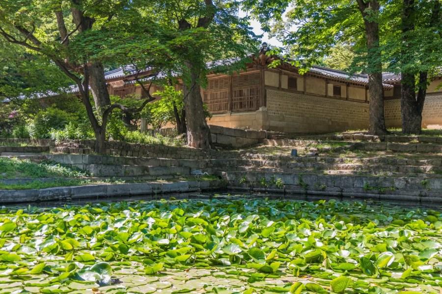 complexe yeongyeongdang et seonhyangjae jardin secret seoul