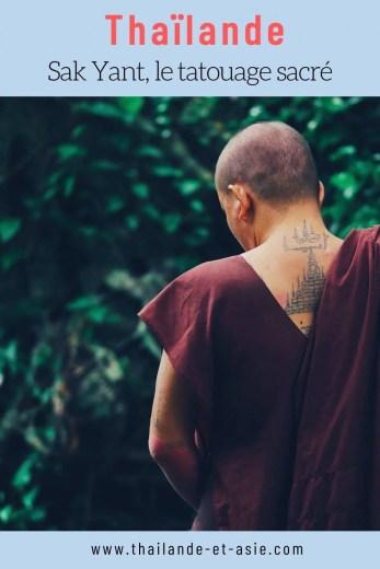 pinterest sak yant tatouage sacré