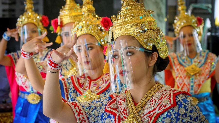 La Thaïlande va vacciner la moitié de sa population en 2021