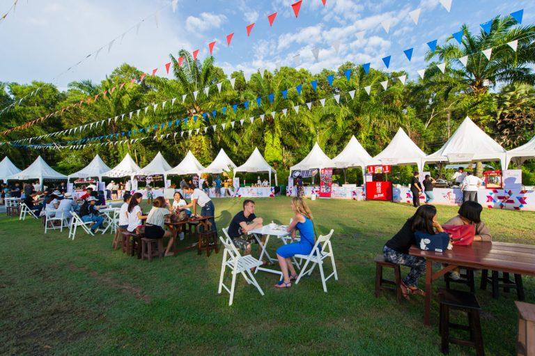 Le nouveau festival de Laguna Phuket pour stimuler le tourisme intérieur à Songkran