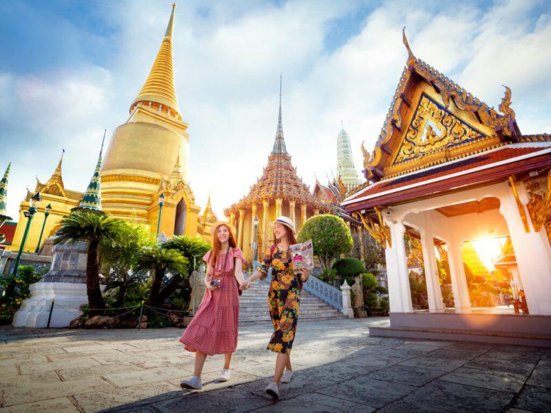 Les arrivées de touristes étrangers en Thaïlande tombent au plus bas depuis dix ans