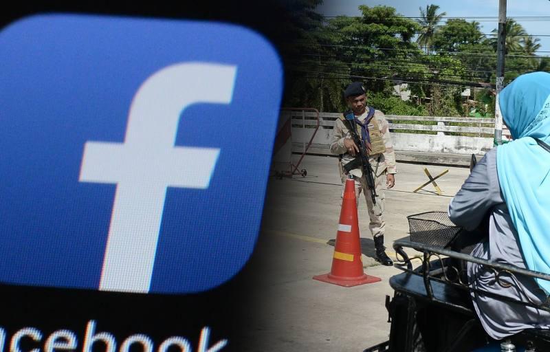 Facebook supprime les pages liées à l'armée thaïlandaise ciblant le Sud agité