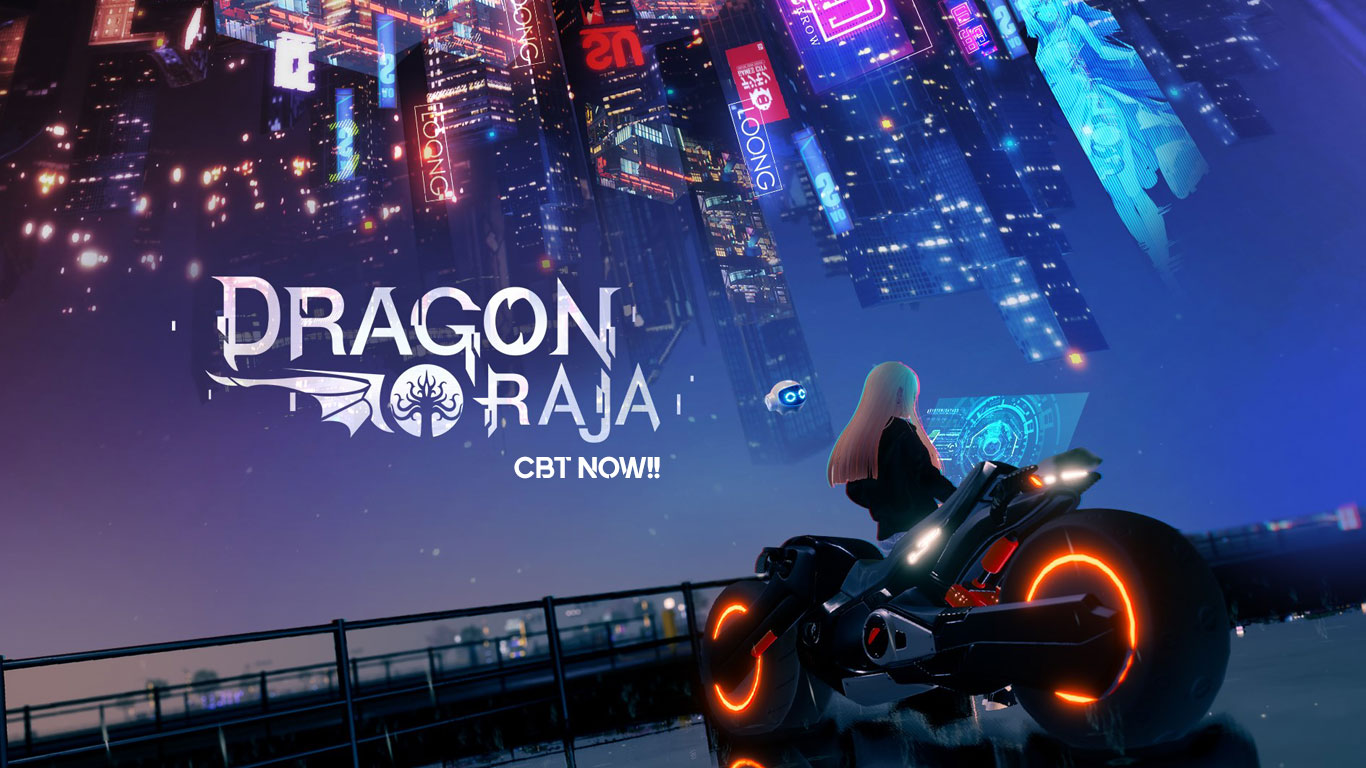 Dragon Raja